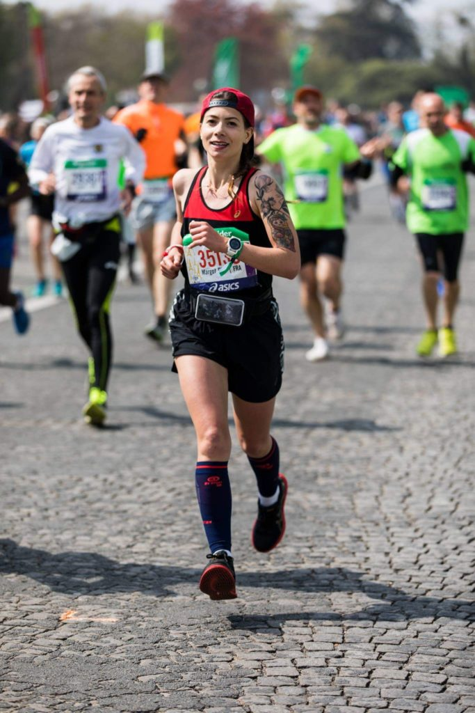marathon margot dvg