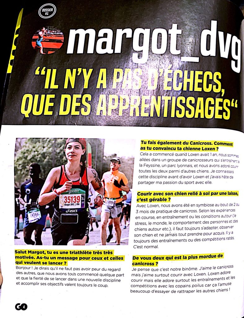 ITW go sport
