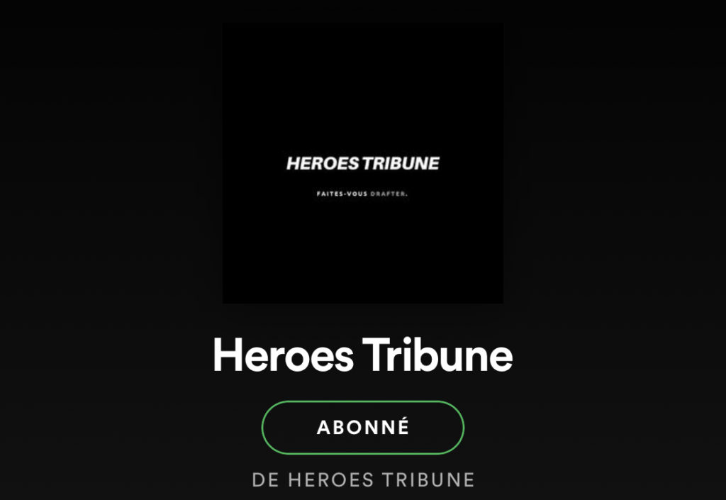 podcast heroes tribune