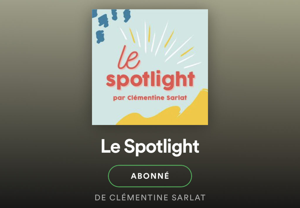 podcast le spotlight