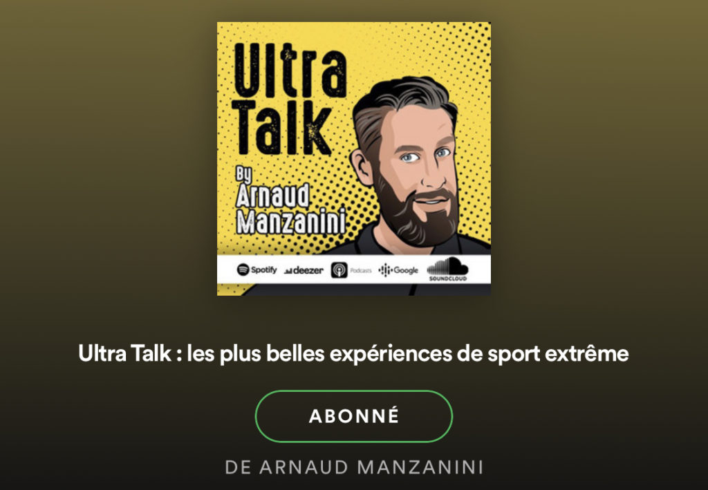 podcast ultra talk
