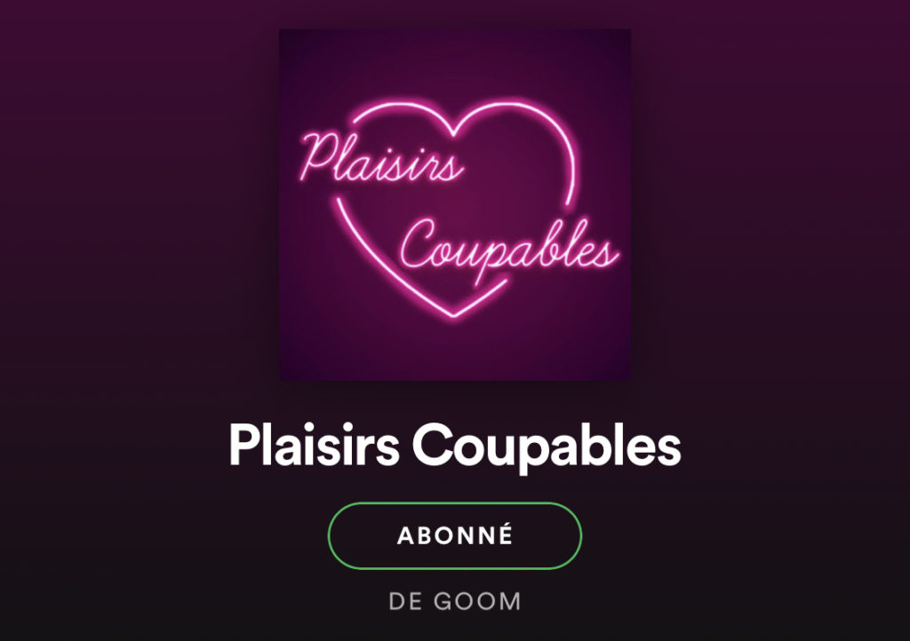 podcast plaisirs coupables